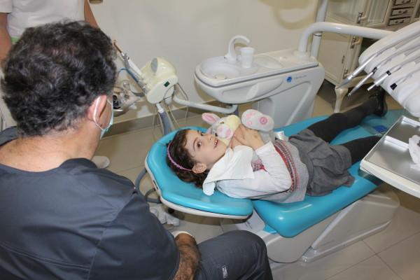 niña de 7 años en garcelan clinic