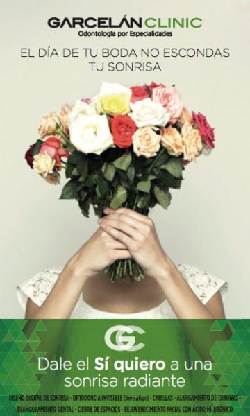 No escondas tu sonrisa el día de tu boda, tratamientos dentales para novias