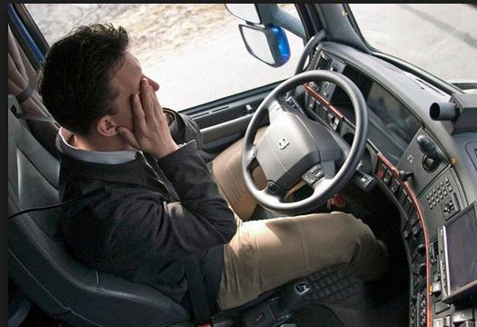 apnea del sueño y accidente de tráfico