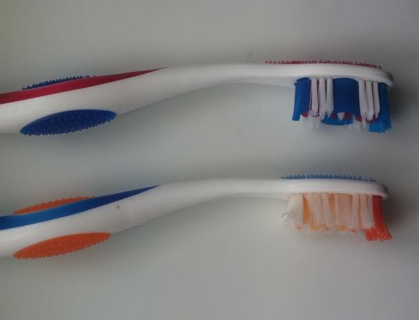 cambiar los cepillos de dientes