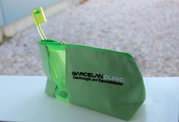 Bolsa de aseo de Garcelán Clinic