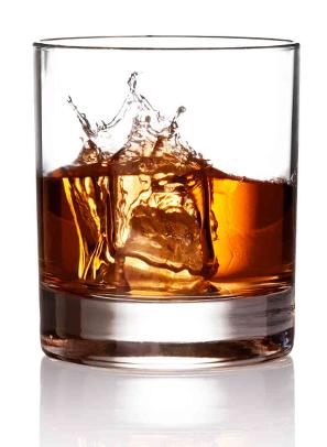 no al alcohol para evitar el mal aliento