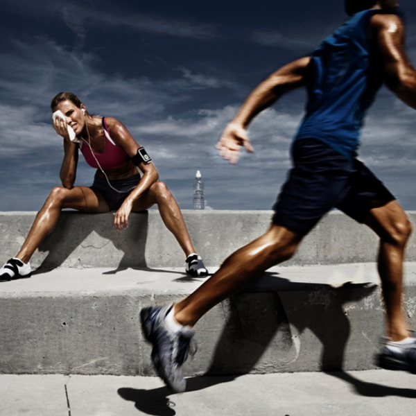 deportistas y salud bucodental