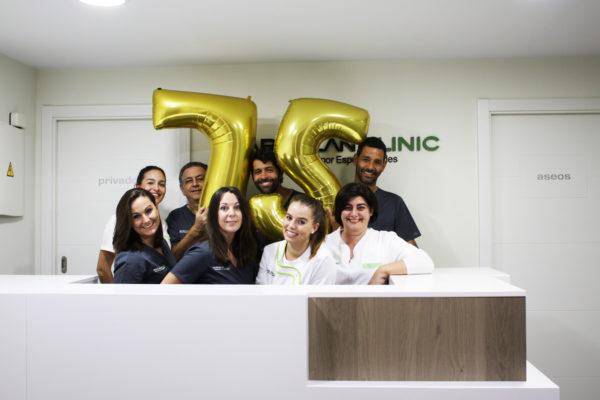 clinicas dentales en Sevilla