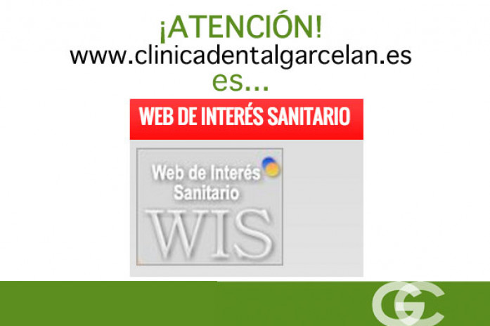 clinica dental sevilla, sello de interés sanitario